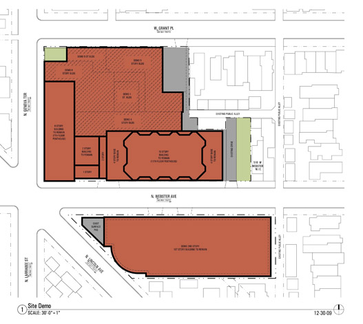 Lincoln Park Hospital Site Redevelopment Plan Overview